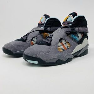 Jordan 8 Retro x Pendleton Collaboration